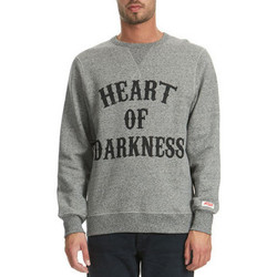Vêtements Homme Sweats Tsptr Sweat Shirt  Heart Of Darkness Gris Homme Gris