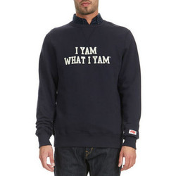 Vêtements Homme Sweats Tsptr Sweat Shirt  I Yam What Marine Homme Marine
