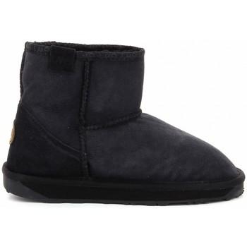 Chaussures Femme Boots EMU Botte Stinger Mini Noir