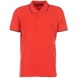 Vêtements Homme Polos manches courtes Best Mountain GULTANE Rouge