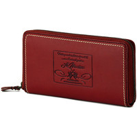Portefeuilles La Martina ZIPPER MIRADA  RED