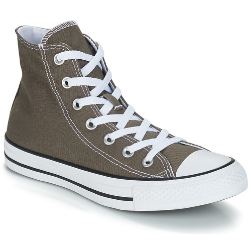 Baskets botte Converse montante 12 trous ALL STAR CHUCK TAYLOR 38 Kaki