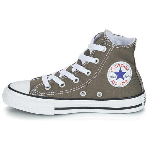 Montantes Gris Core Chuck Chaussures Enfant Hi Star Taylor Baskets Converse All shCxtQrd