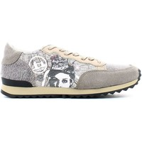Chaussures Femme Baskets basses Y Not? W15 AYW105 Sneakers Femmes Taupe Taupe