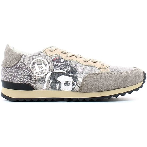 Y Not? W15 AYW105 Sneakers Femmes Taupe Taupe - Chaussures Baskets basses Femme