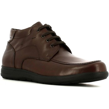 Chaussures Homme Boots Grunland PO571 Ankle Man Brun