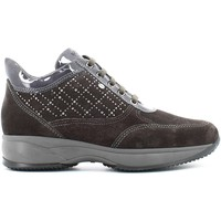 Chaussures Femme Baskets montantes Keys 8038 Chaussures lacets Femmes Smog Smog