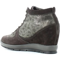 Chaussures Femme Baskets montantes Keys 8041 Sneakers Femmes Smog Smog