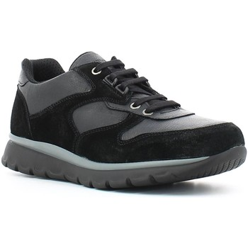 Chaussures Homme Baskets basses Keys 3116 Sneakers Man Noir Noir
