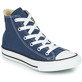 763536c304e90 Chaussures Enfant Baskets montantes Converse CHUCK TAYLOR ALL STAR CORE HI  Marine