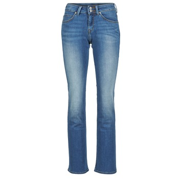 Vêtements Femme Jeans bootcut Lee JOLIET Bleu Medium
