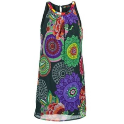 Vêtements Femme Robes courtes Desigual ESTOLE Multicolore