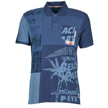 T-shirts & Polos Desigual BELUDINE Bleu 350x350