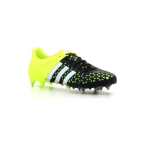 Chaussures Homme Football adidas Originals Ace 15.1 SG Jaune