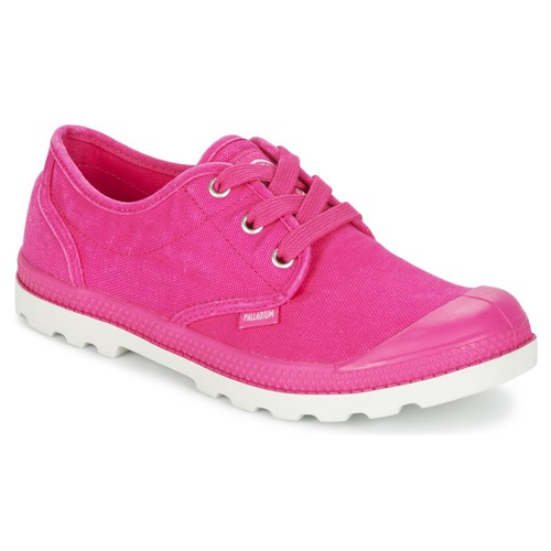 Chaussures Femme Baskets basses Palladium US OXFORD Rose