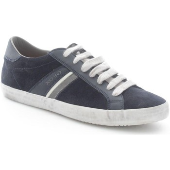 Chaussures Homme Baskets basses Geox U34X2N22BC  Homme Blue Blue
