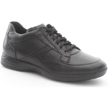 Chaussures Homme Derbies Lion 8461 Basket Homme Black Black