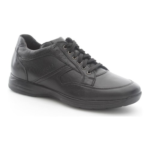 Lion 8461 Basket Homme Black Black - Chaussures Derbies Homme
