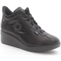 Chaussures Femme Derbies Agile By Ruco Line 0226-82390  Femme New spillo black New spillo black