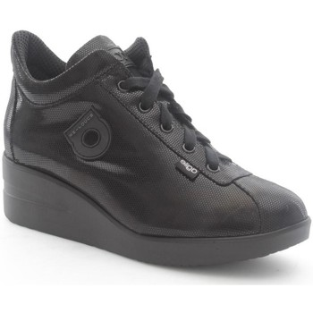 Chaussures Femme Derbies Agile By Ruco Line 0226-82390 Basket Femme New spillo black New spillo black