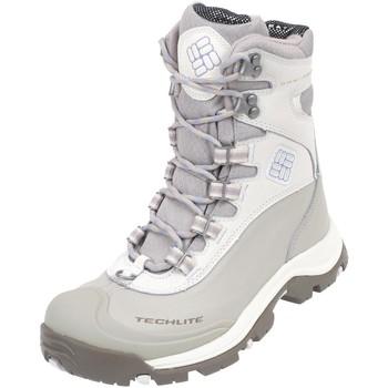Chaussures Femme Bottes de neige Columbia Bugaboot p iii omniheat l Blanc