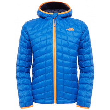 Vêtements Garçon Doudounes The North Face Doudoune  Thermoball Junior (Bleu) - Ref. T0CSG8BL5 Bleu