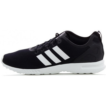 Chaussures Femme Baskets basses adidas Originals ZX Flux Smooth - Ref. S82884 Noir