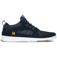 Baskets montantes Etnies SCOUT MT DARK navy