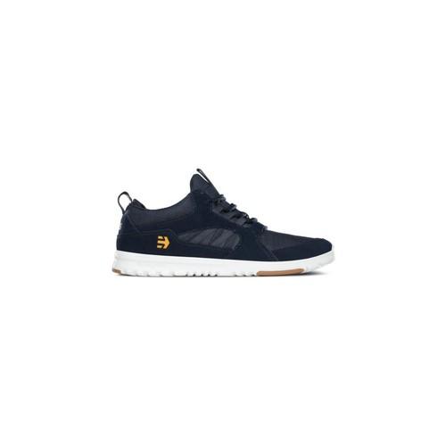 Chaussures Homme Baskets montantes Etnies SCOUT MT DARK navy Bleu marine