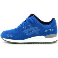 Chaussures Homme Baskets basses Asics Gel Lyte III Bleu