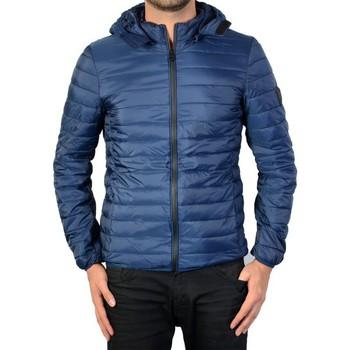 Vêtements Homme Doudounes Redskins Doudoune  Hoodies Helium Navy Blue bleu