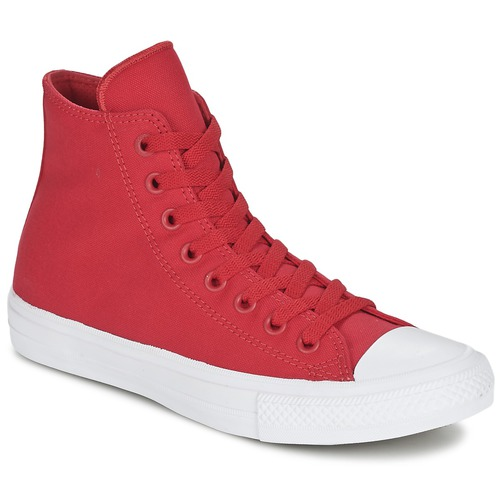 Basket montante Converse CHUCK TAYLOR ALL STAR II  HI Rouge 350x350