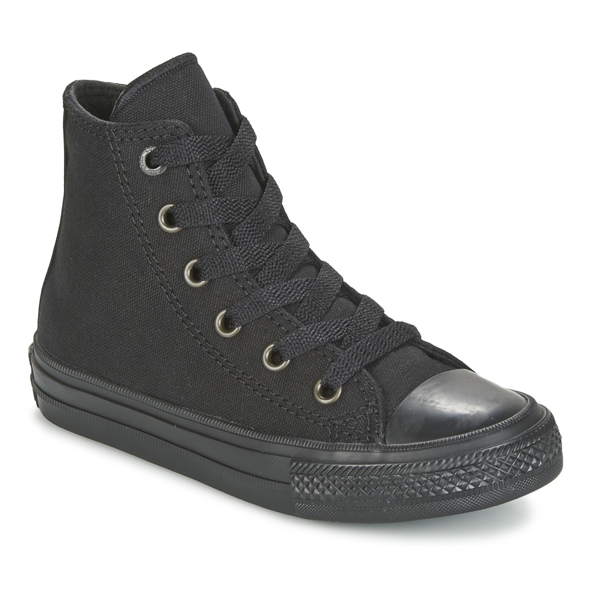 Basket montante Converse CHUCK TAYLOR ALL STAR II TENCEL CANVAS HI Noir