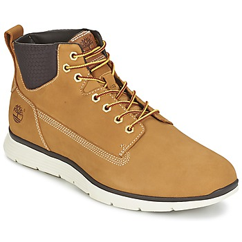 Chaussures Homme Baskets montantes Timberland KILLINGTON CHUKKA WHEAT Beige
