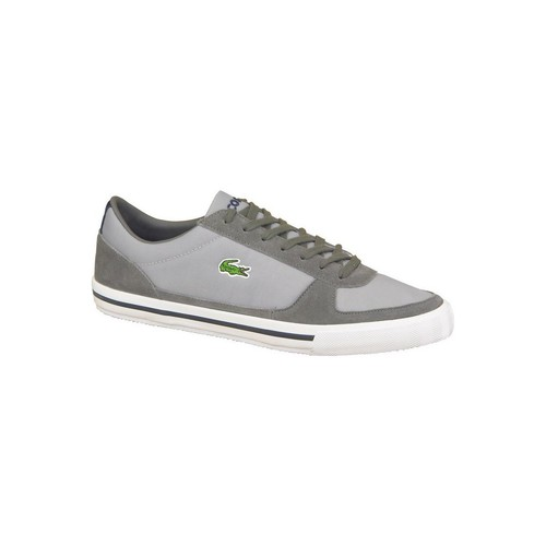 Chaussures Homme Baskets basses Lacoste Troyes 25SPM40362P2 Grey