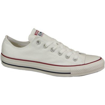 Chaussures Femme Baskets basses Converse C. Taylor All Star OX Optical White  M7652 Blanc
