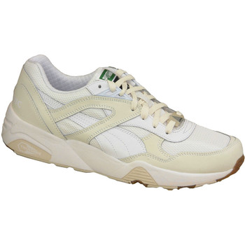 Chaussures Homme Baskets basses Puma R698 Trinomic  358142-01 White