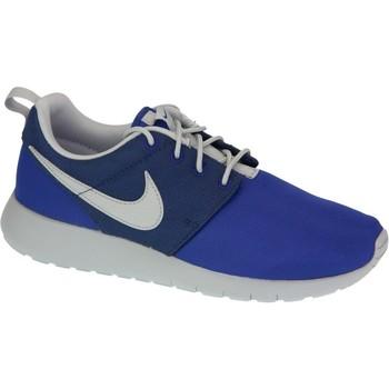 Chaussures Garçon Baskets basses Nike Roshe One Gs 599728-410 Blue