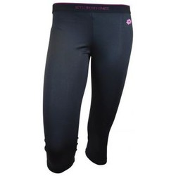 Vêtements Femme Leggings Lotto Leggings court Ursula noir noir
