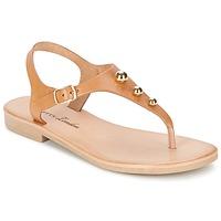 Chaussures Femme Sandales et Nu-pieds Betty London VITALLA Camel