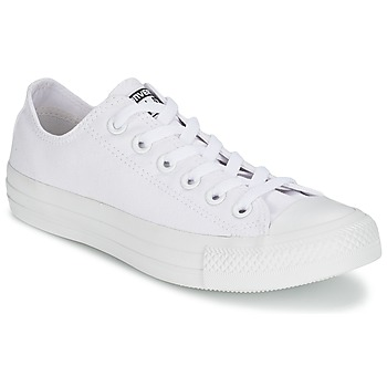 Converse Blanche Basse Nouvelle Collection