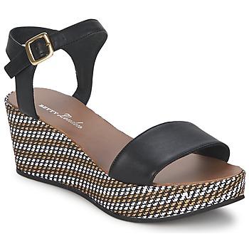 Sandale Betty London PRETA Noir 350x350