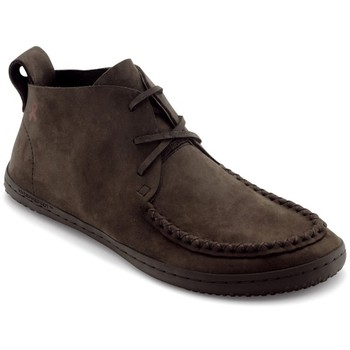 Chaussures Homme Boots Vivobarefoot Chaussures  Soul of Africa Kembo Cuir Marron Foncé Femme Marron