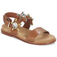 Chaussures Femme Sandales et Nu-pieds Ash MALIBU Camel