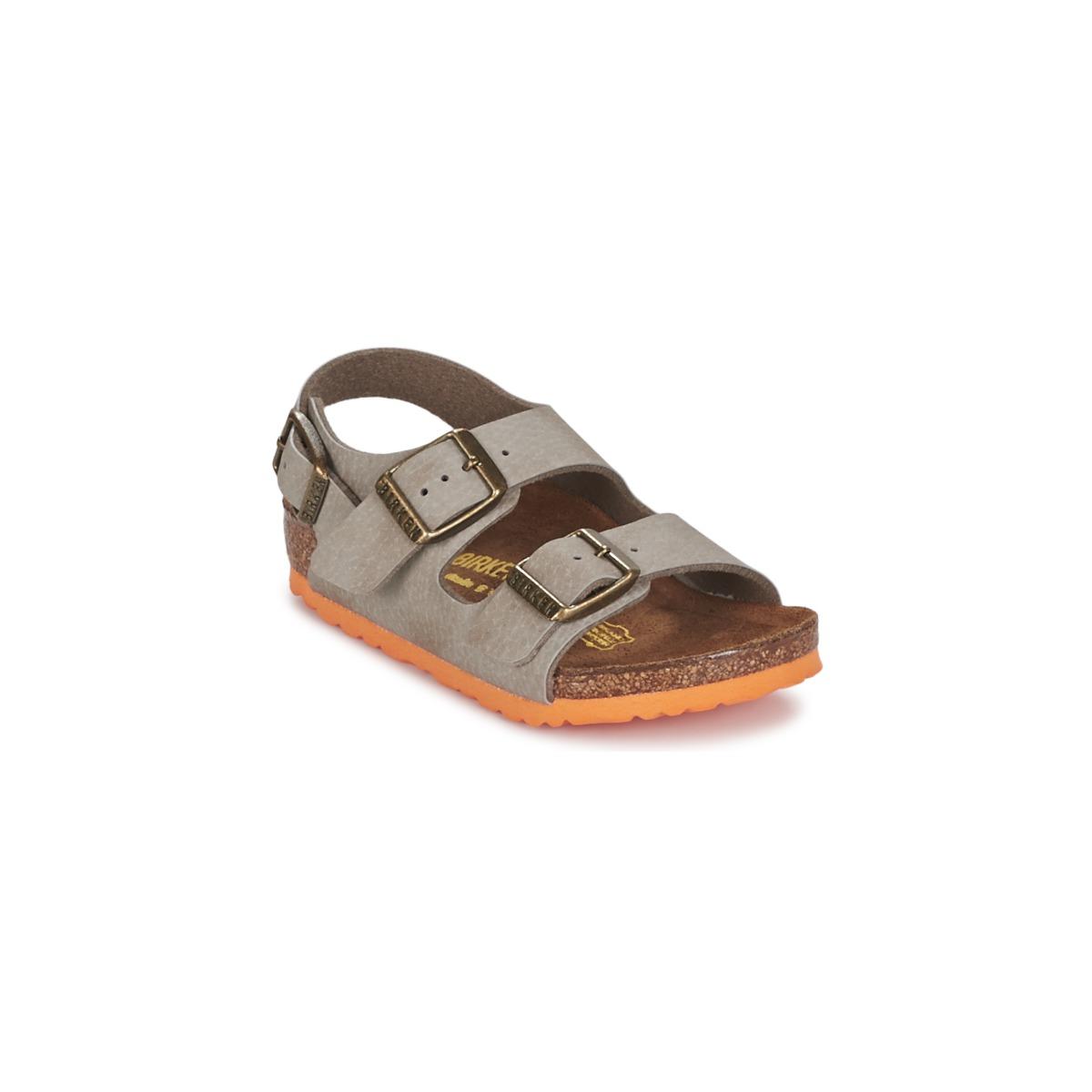 Sandale Birkenstock MILANO Taupe