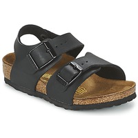 Chaussures Garçon Sandales et Nu-pieds Birkenstock NEW YORK Noir