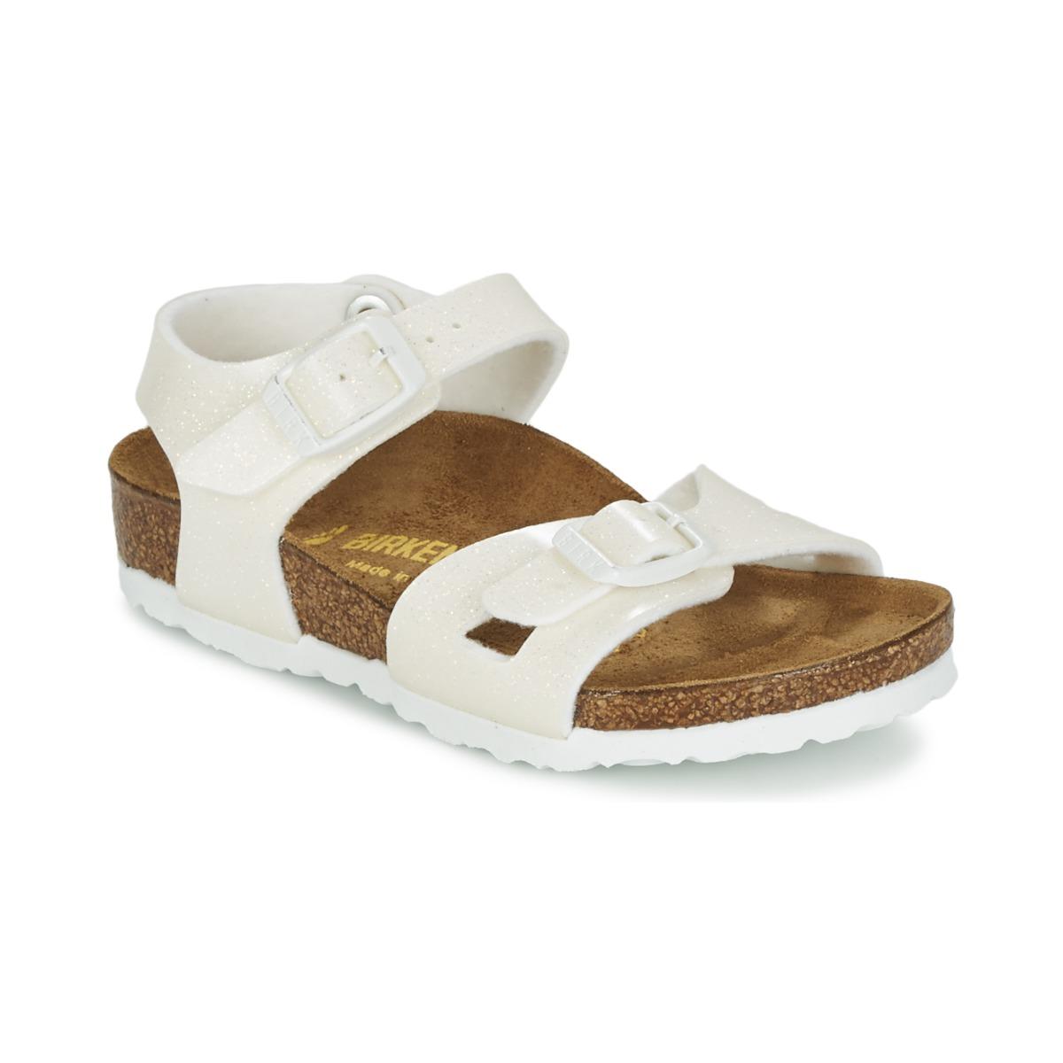 Sandale Birkenstock RIO Blanc