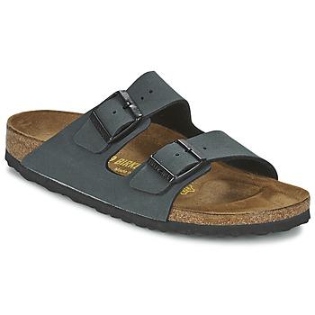 Chaussures Mules Birkenstock ARIZONA Gris