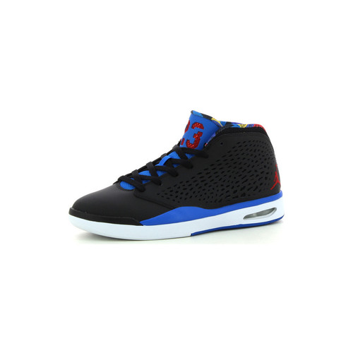 Chaussures Homme Basketball Nike Flight 2015 Black