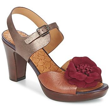Chaussures Femme Sandales et Nu-pieds Chie Mihara JELIO Bordeaux